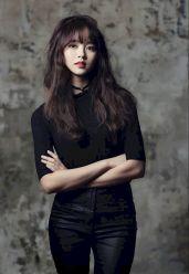 Koleksi Lengkap Album Foto Terbaru Kim So Hyun Artis Cantik Korea 10