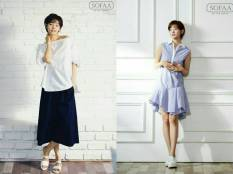 Park So Dam in Casual Styles