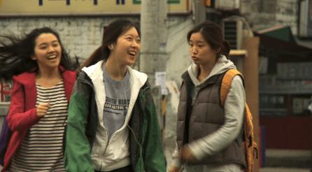 "Park So Dam in K-Movie ""No More No Less"""