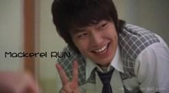 """Lee Min Ho in """"Mackerel Run"""""""