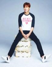 Lee Min Ho in a Photoshoot