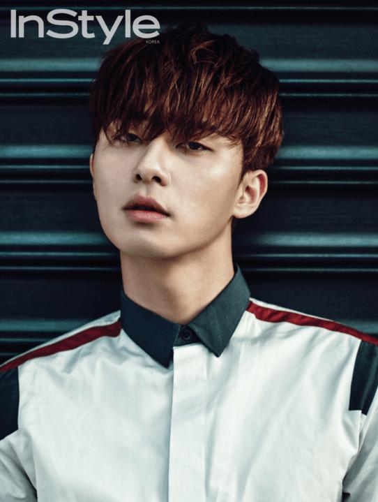 Park Seo Joon Photoshoot For Instyle