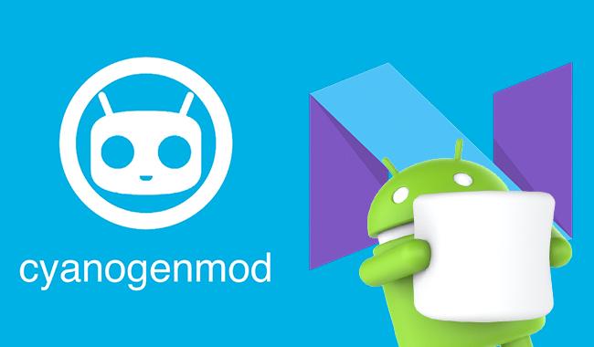 Cyanogenmod 14.1 (Android Nougat 7.1.1)