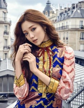 Lee Sung Kyung Beautiful Look