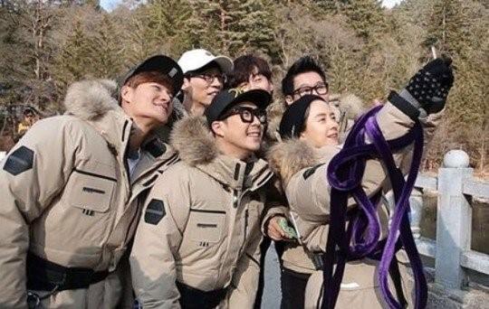 Running Man Song Ji Hyo Special Week 1