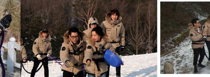 Running Man Song Ji Hyo Special Week
