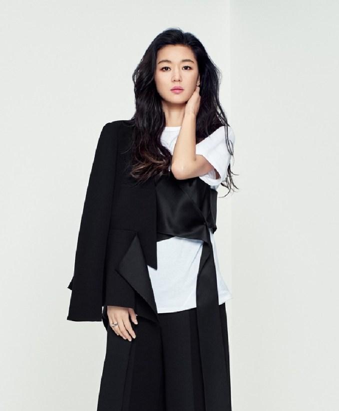 2017 Jun Ji Hyun's Photo For MICHAA 3