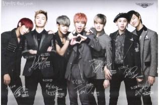 Yook Sung Jae BtoB Poster 6
