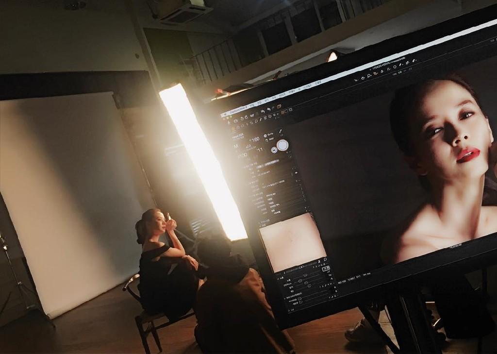 Song Ji Hyo For VIDI VICI 1