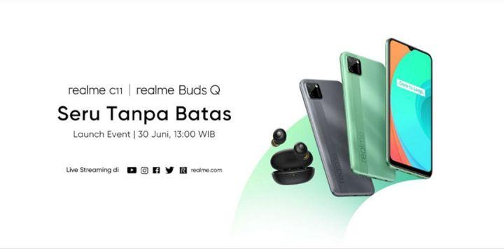 Ini Tanggal Peluncuran Realme C11 Di Indonesia