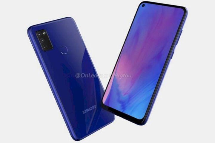 Bocoran Samsung Galaxy M51