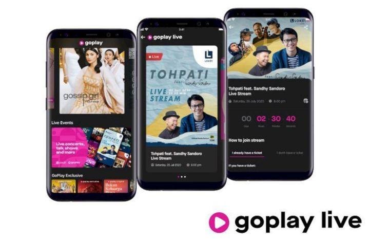 GoPlay Live Sarana Streaming Lebih Mudah