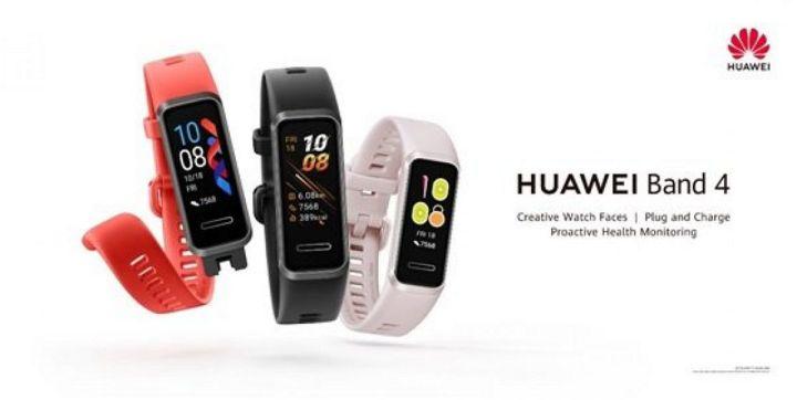 Huawei Band 4