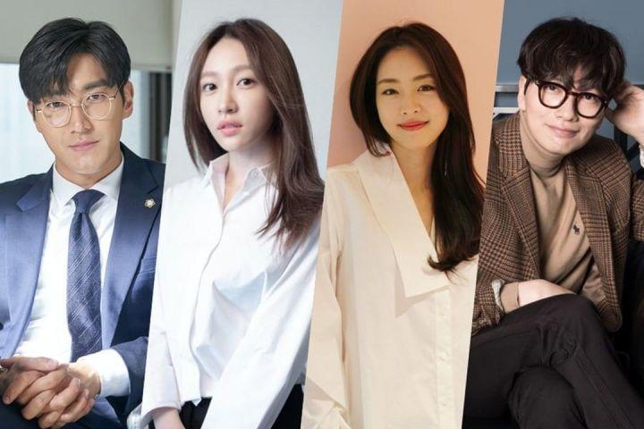 K Drama SF8 Cast