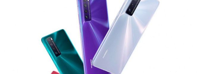 Mengintip Spesifikasi Huawei Nova 7