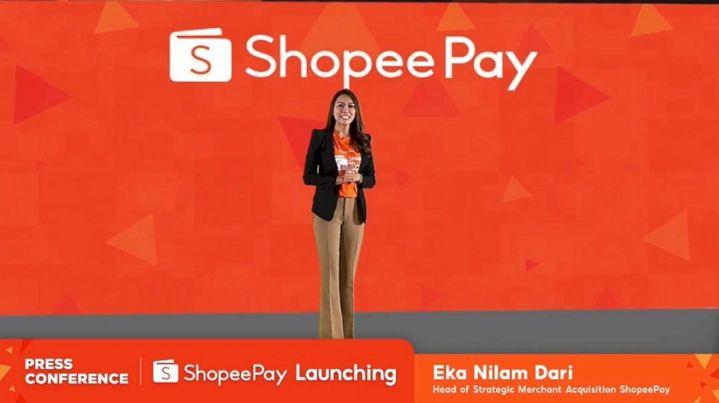 ShopeePay Resmi Diluncurkan
