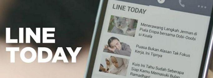 3 Fitur Baru LINE Today