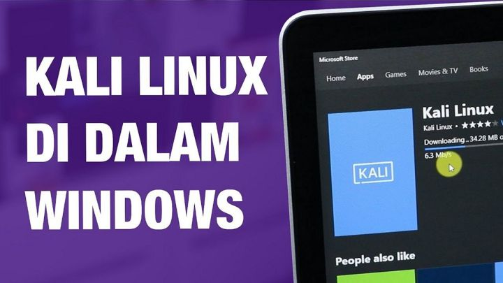 Cara Instal Kali Linux Di Windows 10