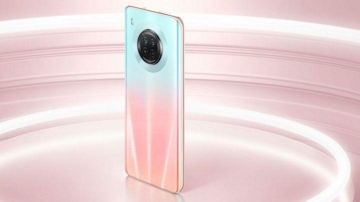 Huawei Y9a Resmi Diluncurkan