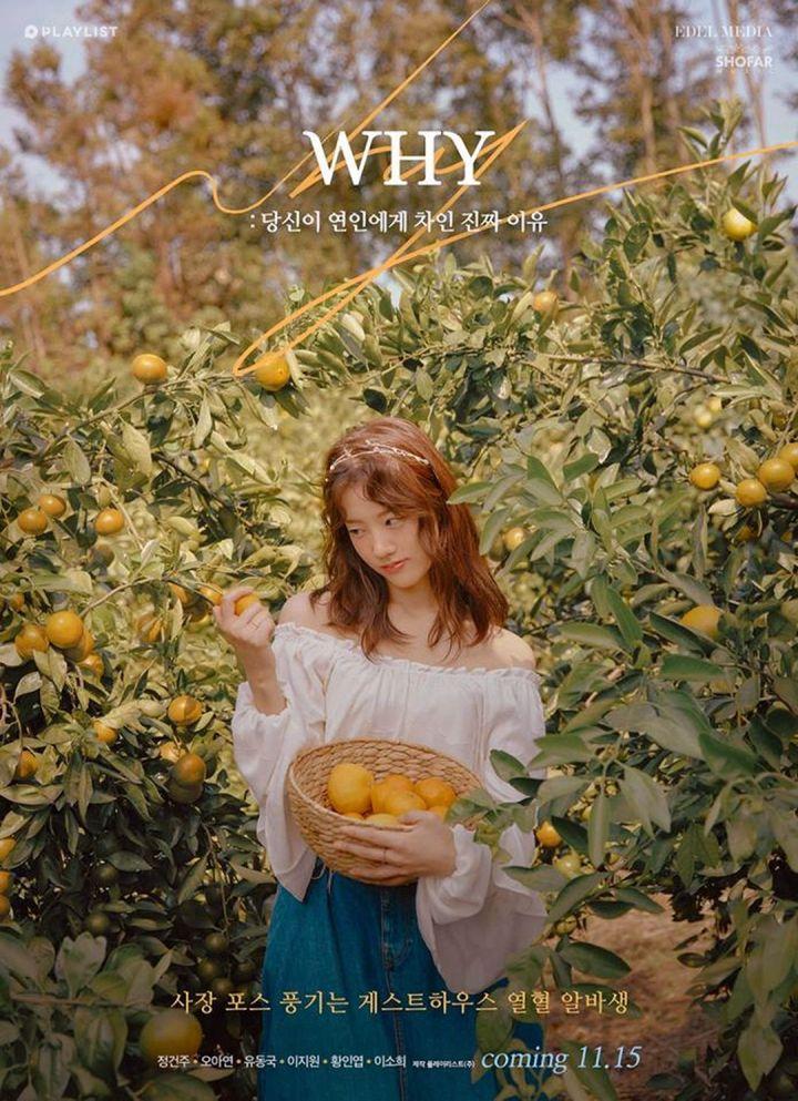 Lee Ji Won Sebagai Lee Han Na