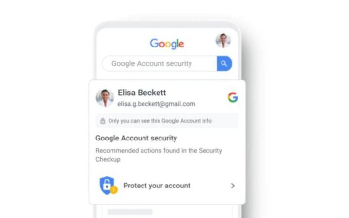 Google Akan Tambahkan Notifikasi Terkaian Keamanan Akunnya