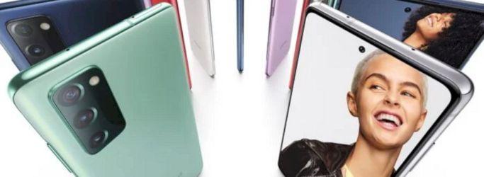 Samsung Galaxy S20 FE Meluncur Besok