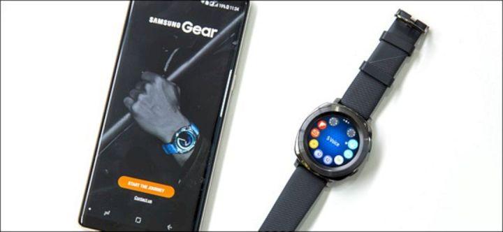 Cara Menghubungkan Galaxy Watch Ke Smartphone