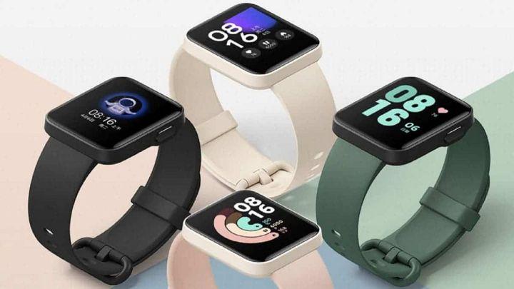 Redmi Watch Dan Mi Watch Lite
