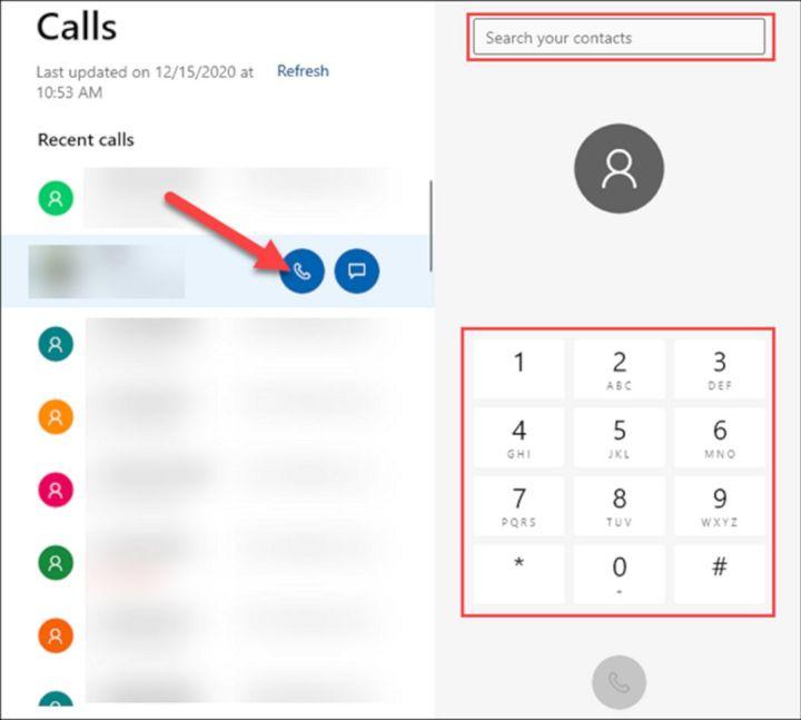 Melakukan Panggilan Telepon Di Windows 10