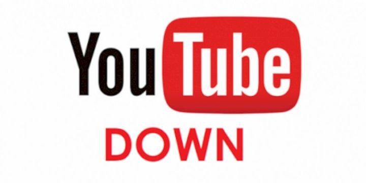 Youtube Down Tidak Bisa Di Akses