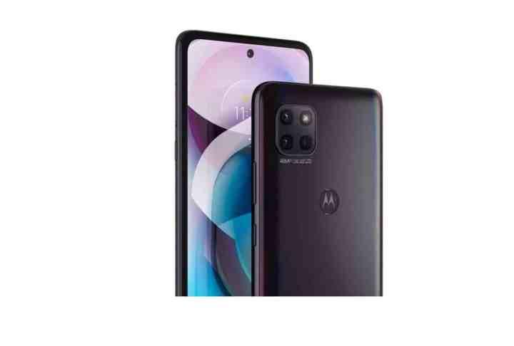Gambar Motorola Moto Edge S