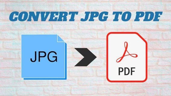 Mengubah JPG Ke PDF