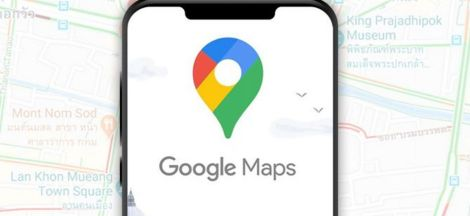Drop Pin Pada Google Maps