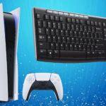Keyboard Dan Mouse Pada PS5