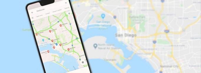 Cara Membagikan Lokasi Pada Maps