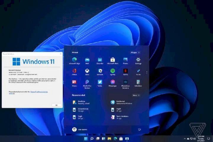 Start Menu Windows 11