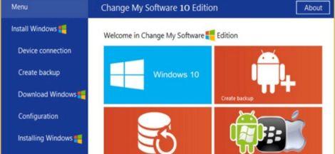 Cara Instal Windows Pada Tablet Android