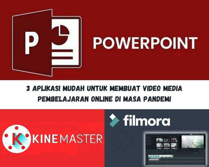 3 Aplikasi Mudah Untuk Membuat Video Media Pembelajaran Online Di Masa Pandemi