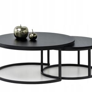2in1 staliukas zurnalinis juodas