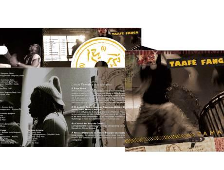 Album « TAMALA » du groupe Taafé Fanga