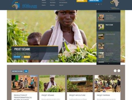 Les projets de la Fondation SEMAFO