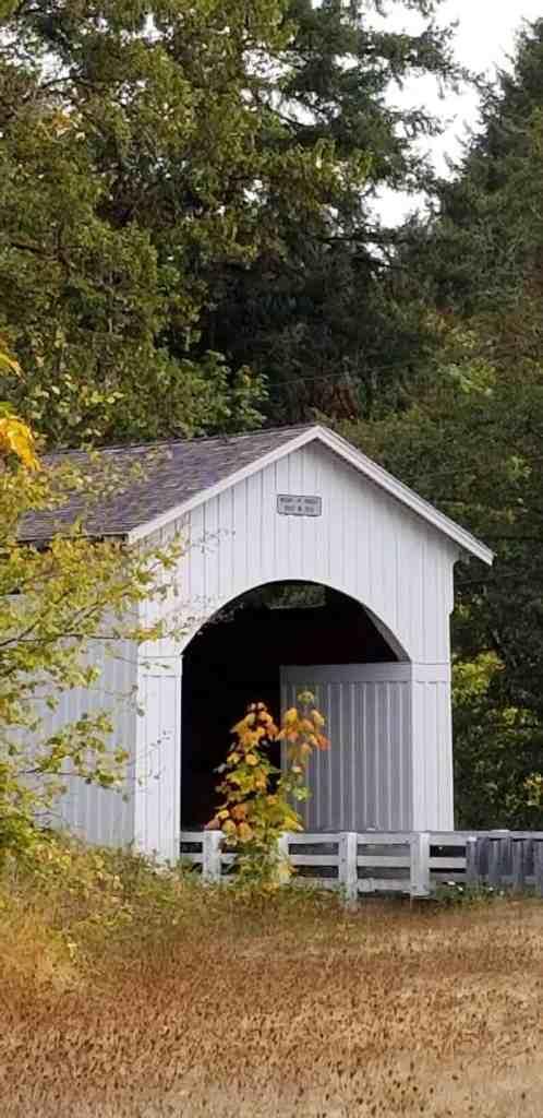 Pleasant Cottage Grove Covered Bridge Trail Oregon Jaunty Everywhere Interior Design Ideas Gentotryabchikinfo