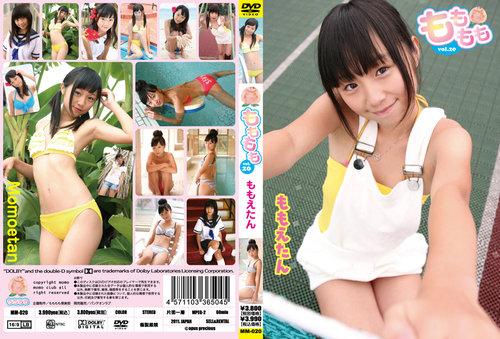[MM-020]Momo Katase 片瀬桃 もももも Vol.20 ももえたん