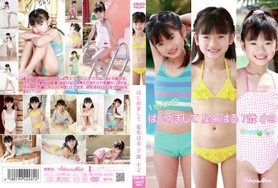 [CPSKY-105] Haru Hoshina 星名はる, はじめまして 星名はる 7歳 小2