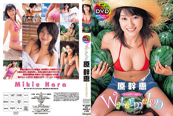 [SLPD-9003] Mikie Hara 原幹恵 – Watermelon スイカがいっぱい。