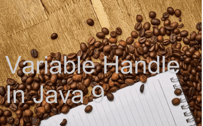 Variable Handle In Java 9