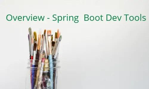 Spring Boot Devtools - Java Code Gists
