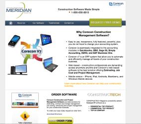 Meridian CMS