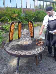 Smoked Salmon on the Grill