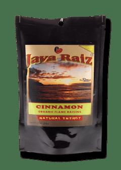 Java Raiz Organic Cinnamon Raisins